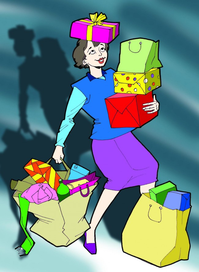 shopping packages-faruk kutlu